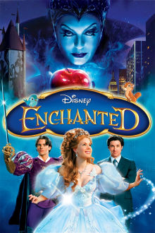 Enchanted The Movie