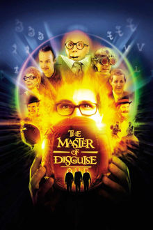 The Master of Disguise The Movie