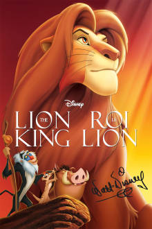 The Lion King (VF) The Movie