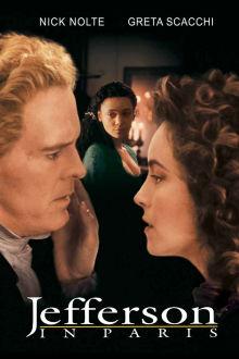 Jefferson in Paris The Movie