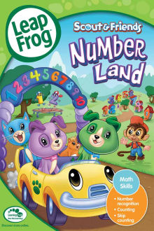 LeapFrog: Numberland The Movie