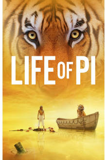 Life of Pi The Movie