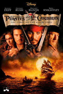 Pirates of the Caribbean: The Curse of the Black Pearl The Movie
