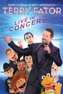 Terry Fator: Live In Concert The Movie