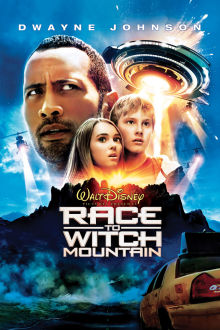 Race to Witch Mountain The Movie