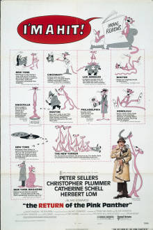 Return of the Pink Panther The Movie