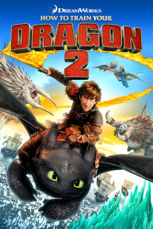 How to Train Your Dragon 2 The Movie