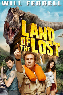 Land of the Lost The Movie