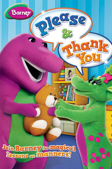 Barney: Please & Thank You The Movie