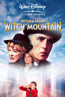 Return From Witch Mountain The Movie