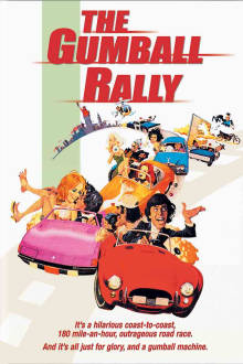 Gumball Rally The Movie