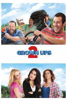 Grown Ups 2 The Movie