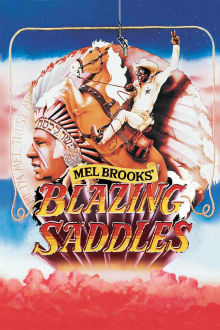 Blazing Saddles The Movie