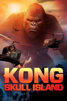Kong: Skull Island The Movie