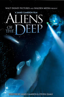 Aliens of The Deep The Movie