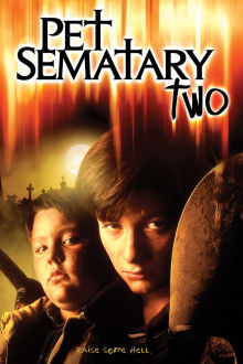 Pet Sematary Two The Movie