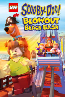 Lego Scooby-Doo! Blowout Beach Bash The Movie