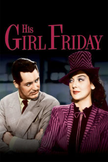 His Girl Friday The Movie