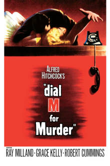 Dial M For Murder The Movie