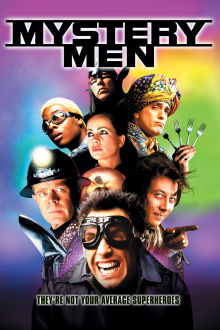 Mystery Men The Movie