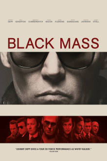 Black Mass The Movie