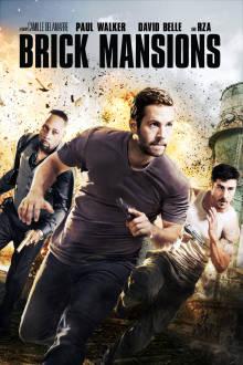 Brick Mansions The Movie