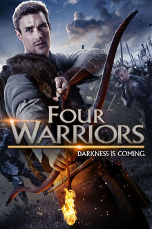 Four Warriors The Movie