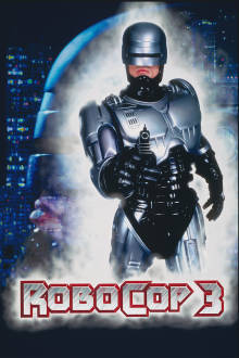 Robocop 3 The Movie
