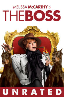 The Boss (Unrated) The Movie