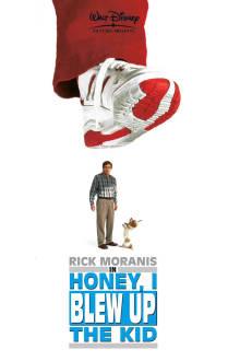 Honey, I Blew Up the Kid The Movie