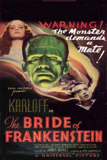Bride of Frankenstein The Movie