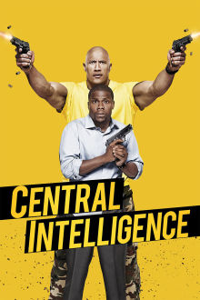 Central Intelligence The Movie