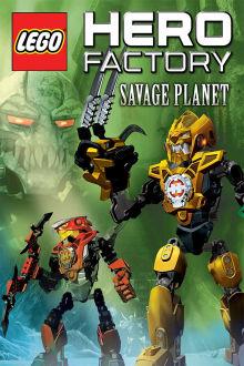 LEGO Hero Factory: Savage Planet The Movie