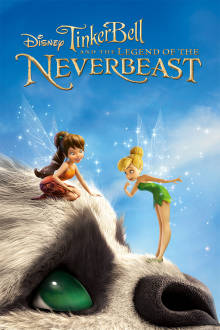 Tinker Bell And the Legend Of The NeverBeast The Movie