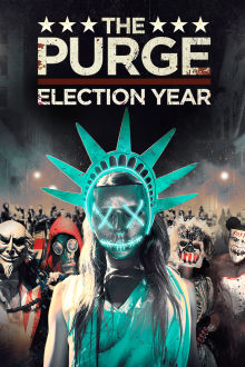 The Purge: Election Year The Movie