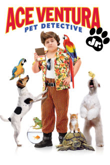 Ace Ventura: Pet Detective Jr. The Movie