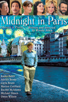 Minuit à Paris The Movie