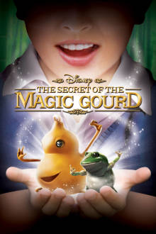 The Secret of the Magic Gourd The Movie