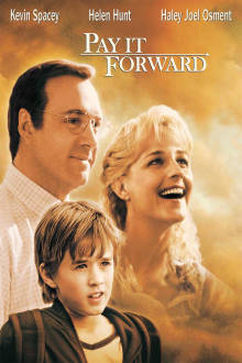 Pay It Forward The Movie