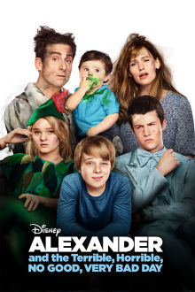 Alexander and the Terrible, Horrible...Day The Movie