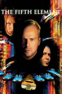 The Fifth Element The Movie