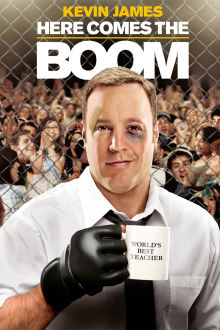 Here Comes the Boom The Movie
