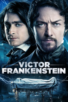 Victor Frankenstein The Movie