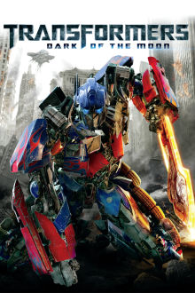 Transformers: Dark of the Moon The Movie