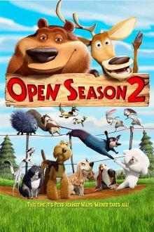 Open Season 2 The Movie