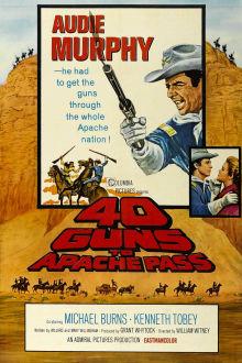40 Guns to Apache Pass The Movie