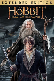 The Hobbit: The Battle of the Five Armies (Extended Edition) The Movie