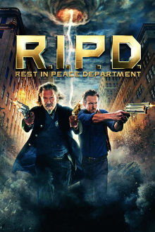 R.I.P. Département The Movie