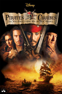 Pirates des Caraïbes : la malédiction de la perle noire The Movie