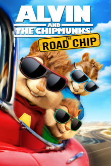 Alvin and the Chipmunks: The Road Chip The Movie